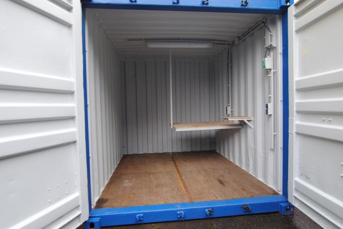 Containermodificatie