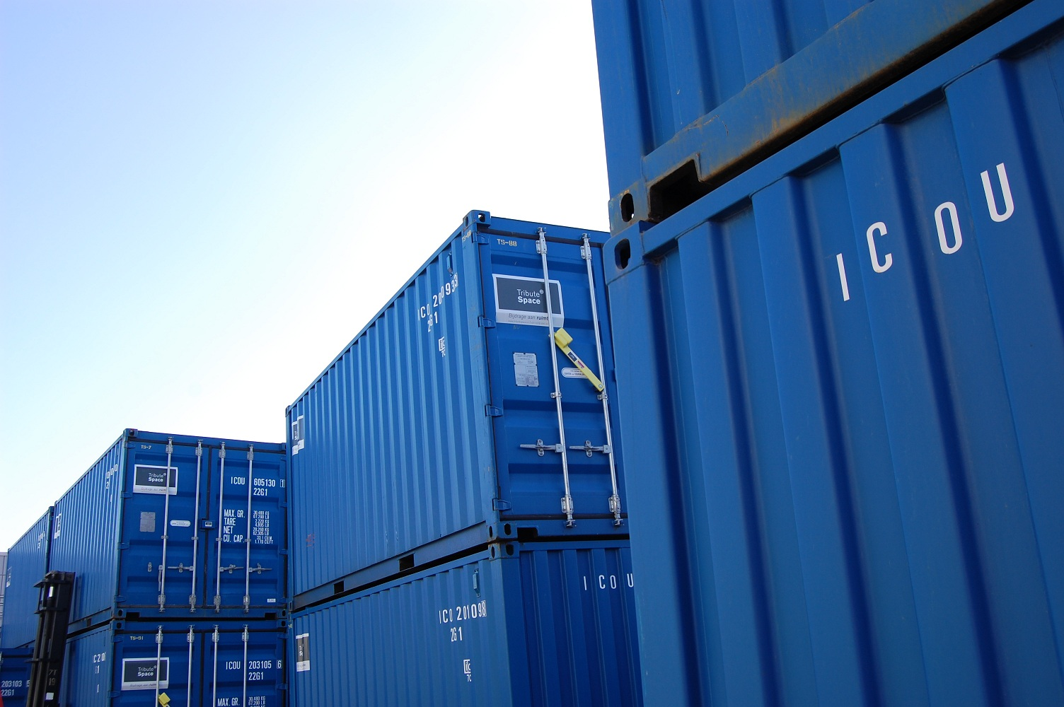 Containers and storage