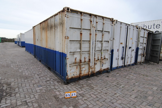 Container 20ft. HS-521